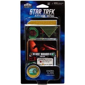 Star Trek Attack Wing - D'Kora Class Ship Card Pack 2