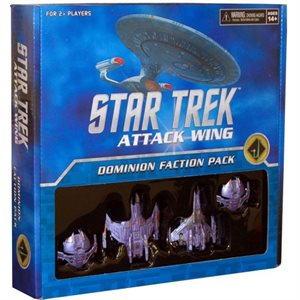 Star Trek Attack Wing - Faction Pack - Dominion