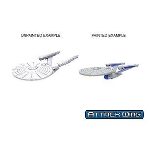 Star Trek Unpainted Ships - Constitution Class (refit)