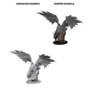 Pathfinder Deep Cuts Unpainted Miniatures: Wave 4: Silver Dragon