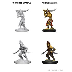 D&D Nolzurs Marvelous Unpainted Miniatures: Wave 4: Githyanki