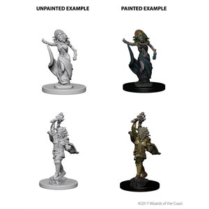 D&D Nolzurs Marvelous Unpainted Miniatures: Wave 4: Medusas