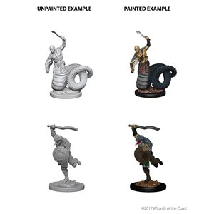 D&D Nolzurs Marvelous Unpainted Miniatures: Wave 4: Yuan-Ti Malisons