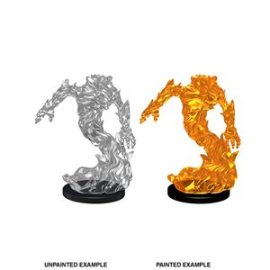 Pathfinder Deep Cuts Unpainted Miniatures: Wave 5: Medium Fire Elemental