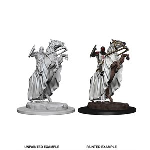 Pathfinder Deep Cuts Unpainted Miniatures: Wave 5: Knight on Horse