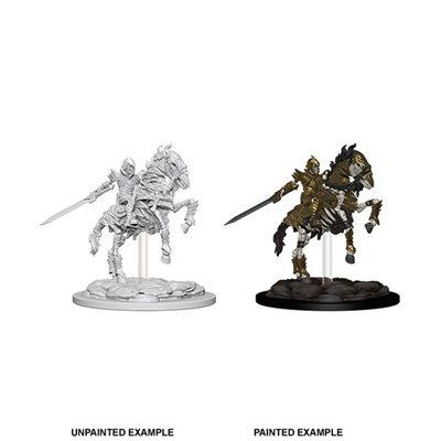 Pathfinder Deep Cuts Unpainted Miniatures: Wave 5: Skeleton Knight
