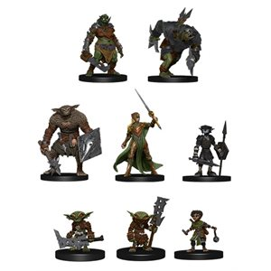 Pathfinder Battles Mini: Legendary Adventures Preview Pack