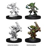 Pathfinder Deep Cuts Unpainted Miniatures: Wave 9: Male Goblin Alchemist