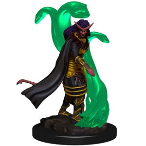 D&D Icons of the Realms Premium Miniature: Tiefling Female Sorcerer ^ Aug 7, 2019