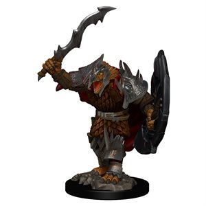 D&D Icons of the Realms Premium Miniature: Dragonborn Male Fighter ^ Aug 7, 2019