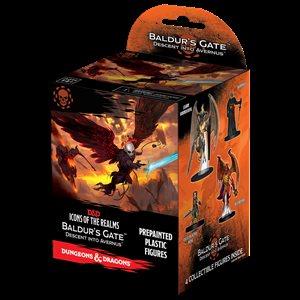 D&D Minis: Baldurs Gate: Descent into Avernus (Eight Ct Booster Brick) ^ Aug 28, 2019