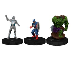 Marvel HeroClix: Captain America and the Avengers Booster Brick ^ FEB 5 2020