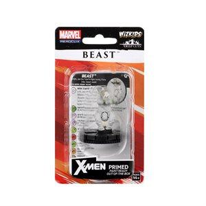 Marvel HeroClix Deep Cuts Unpainted Miniatures: Beast ^ JUN 24, 2020