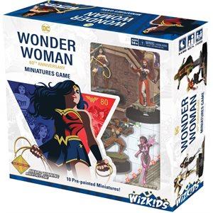 DC Comics HeroClix Battlegrounds: Wonder Woman 80th Anniversary ^ MAY 5 2021