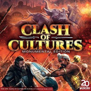 Clash of Cultures: Monumental Edition ^ AUG 2021