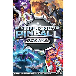 Super-Skill Pinball: 4-Cade ^ SEP 30 2020