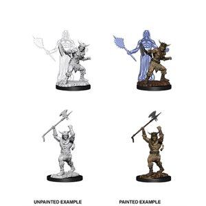 D&D Nolzurs Marvelous Unpainted Miniatures: Wave 11: Male Human Barbarian