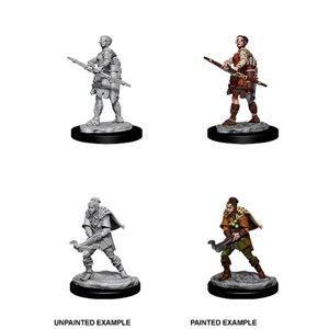 D&D Nolzurs Marvelous Unpainted Miniatures: Wave 11: Female Human Ranger
