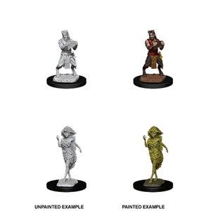 D&D Nolzurs Marvelous Unpainted Miniatures: Wave 11: Satyr & Dryad