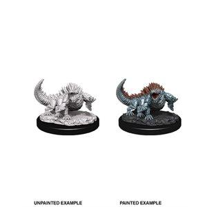 D&D Nolzurs Marvelous Unpainted Miniatures: Wave 11: Grell & Basilisk