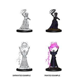 D&D Nolzur's Marvelous Miniatures: Wave 12: Drow Mage & Drow Priestess ^ AUG 2020