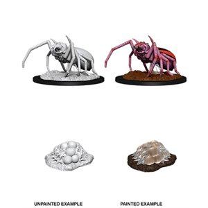D&D Nolzur's Marvelous Miniatures: Wave 12: Giant Spider & Egg Clutch ^ AUG 2020