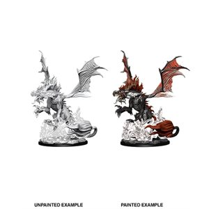 Pathfinder Deepcuts Unpainted Miniatures: Wave 12: Nightmare Dragon ^ AUG 2020