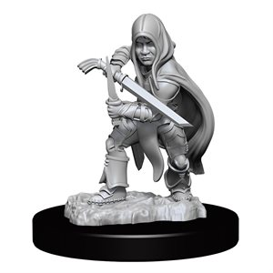 D&D Nolzur's Marvelous Unpainted Miniatures: Wave 13: Halfling Rogue Male
