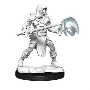 D&D Nolzur's Marvelous Unpainted Miniatures: Wave 13: Multiclass Fighter + Wizard Male