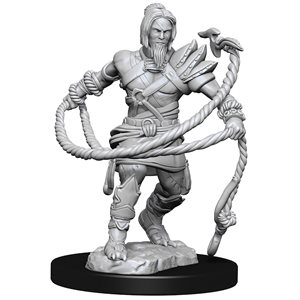 Magic the Gathering Unpainted Miniatures: Wave 13: Stoneforge Mystic & Kor Hookmaster