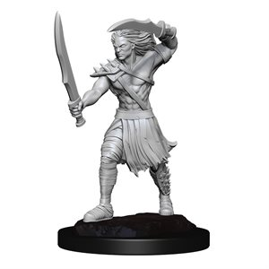 Magic: The Gathering Unpainted Miniatures: Wave 13: Vampire Lacerator & Vampire Hexmage
