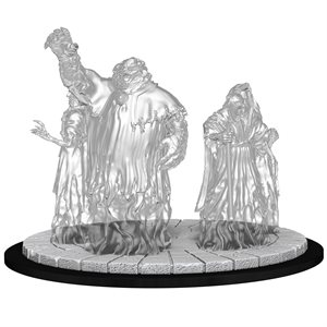 Magic: The Gathering Unpainted Miniatures: Wave 13: Obzedat Ghost Council