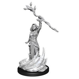 D&D Nolzur's Marvelous Miniatures: Wave 14: Human Druid Female ^ MAR 2021