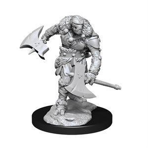 D&D Nolzur's Marvelous Miniatures: Wave 14: Warforged Barbarian ^ MAR 2021