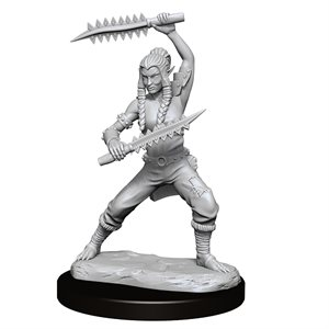 D&D Nolzur's Marvelous Miniatures: Wave 14: Shifter Wildhunt Ranger Male ^ MAR 2021