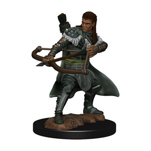 D&D Minis: Icons of the Realms Premium Painted Figures Wave 4: Human Ranger Male ^ DEC 2020