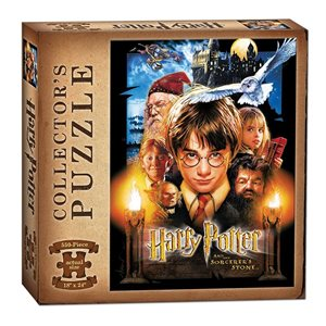 Puzzle (550 pc): Harry Potter™ and the Sorcerer's Stone (No Amazon Sales)