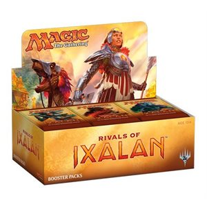 Magic the Gathering: Rivals of Ixalan Booster