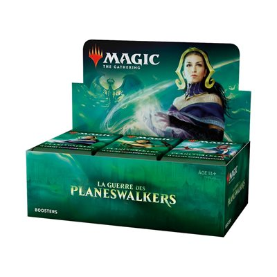 Magic the Gathering: War of the Spark Booster French