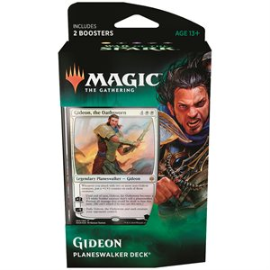 Magic the Gathering: War of the Spark Planeswalker Deck Display