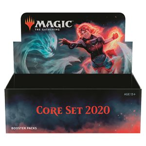 Magic the Gathering: Core 2020 Boosters ^ Jul 12, 2019