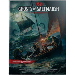 Dungeons & Dragons: Ghosts of Saltmarsh (BOOK)