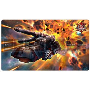 Star Realms: Battle Mech Playmat