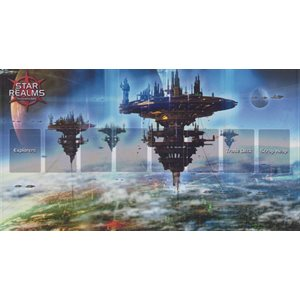 Star Realms: Capital World Playmat