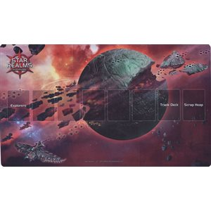 Star Realms: Death World Playmat
