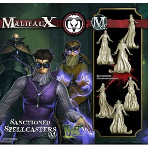 Malifaux 2nd Ed: Guild: Sanctioned Spellcasters (Updated to M3E)