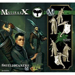 Malifaux 2nd Ed: Resurrectionists: Shieldbearers (Updated to M3E)
