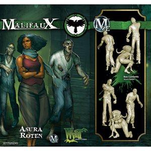 Malifaux 2nd Ed: Asura Roten (Updated to M3E)