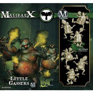 Malifaux 2nd Ed: Little Gasser (Updated to M3E)