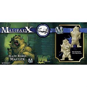 Malifaux 2nd Ed: Arcanists: Slate Ridge Mauler (Updated to M3E)